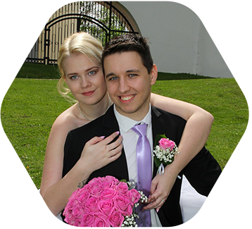 Svatební foto Frýdek-Místek