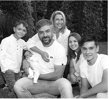 Rodinné focení Frýdek-Místek Martina Pavlásková