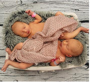 Focení dětí v porodnici Frýdek-Místek