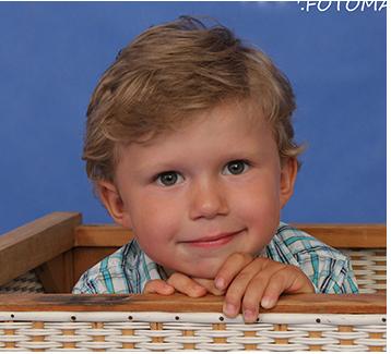 Focení dětí Frýdek-Místek fotografka